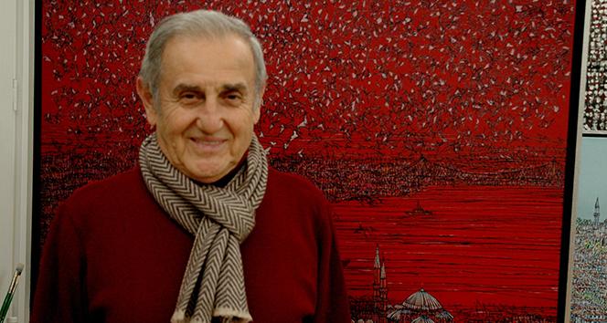 Ressam Devrim Erbil: 'Bütün dünyada halı sergisi yapacağım'