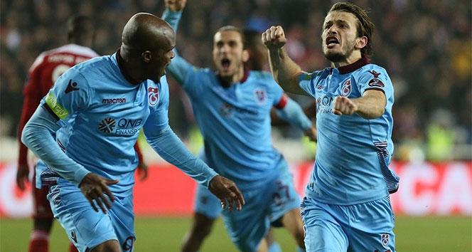 Trabzonspor ile MKE Ankaragücü 70. mücadelede