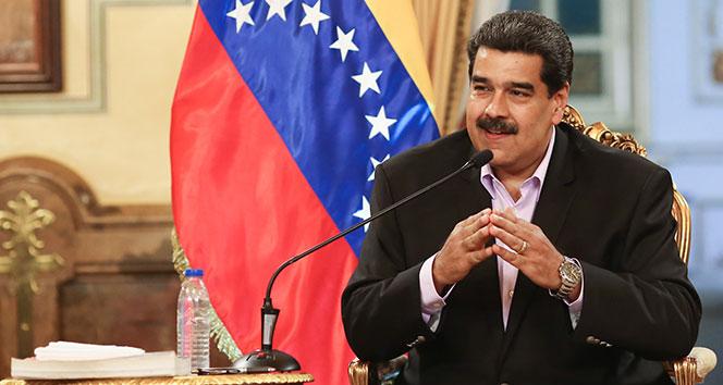 Maduro: 'Elimizde kanıtlar var, siber saldırı ABD'den yapıldı'