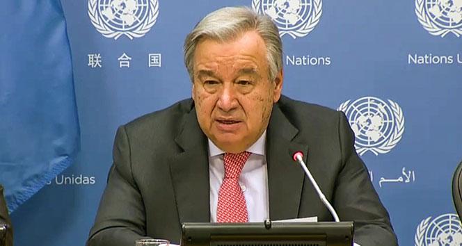 BM'den Venezuela açıklaması: 'BM, hiçbir grubun yanında yer almayacak'