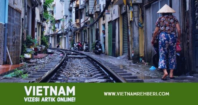 Vietnam vizesi artık online!