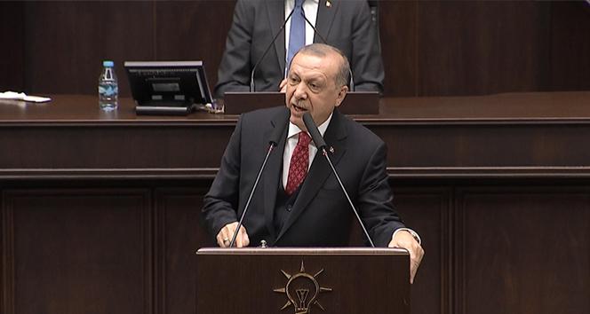 Cumhurbaşkanı Erdoğan: 'Yaptırım listesi dahil hiçbir tehdit bizi bu yoldan geri çeviremez'
