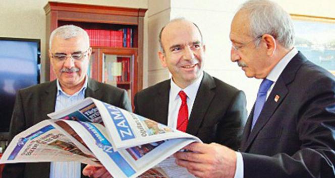 FETÖ'nün sözcüsü Kemal Kılıçdaroğlu