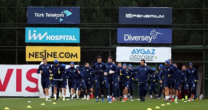 Fenerbahçe, Kayserispor maçına hazır