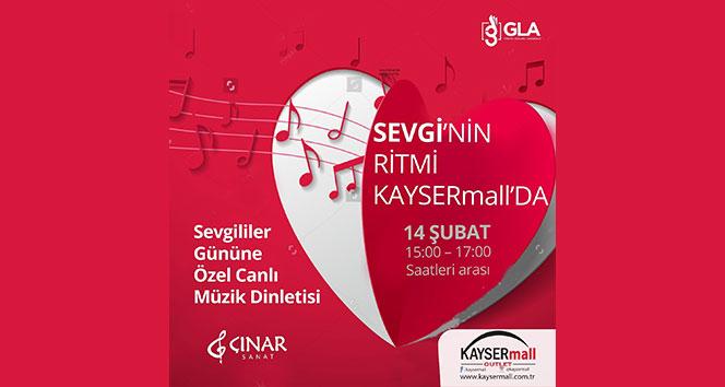 KAYSERmall'dan Sevgililer Günü'ne özel etkinlikler