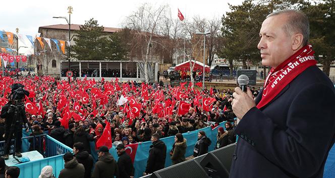 Cumhurbaşkanı Erdoğan'dan fırsatçılara sert uyarı