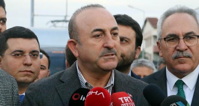 Dışişleri Bakanı Çavuşoğlu'ndan BM'nin Kaşıkçı raporuyla ilgili açıklama