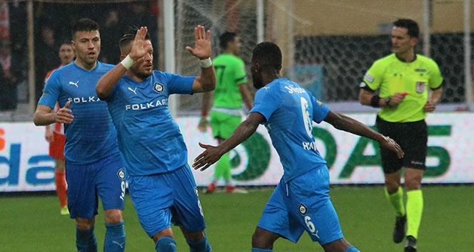 Altay deplasmanda 3 golle kazandı