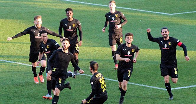 İstanbulspor Adana Demirspor'u 2 golle geçti