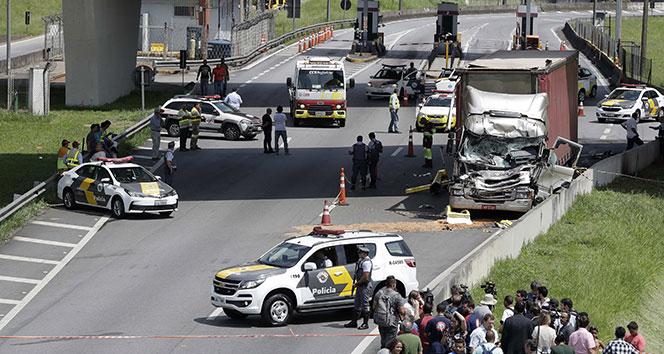 Brezilyalı ünlü gazeteci helikopter kazasında öldü