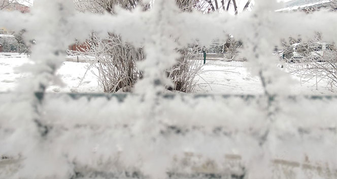 Doğu'da soğuk hava !