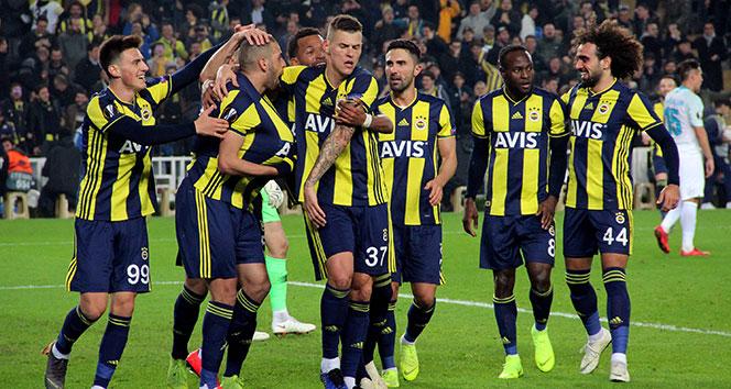 Fenerbahçe tek golle avantajı kaptı | Fenerbahçe - Zenit kaç kaç?