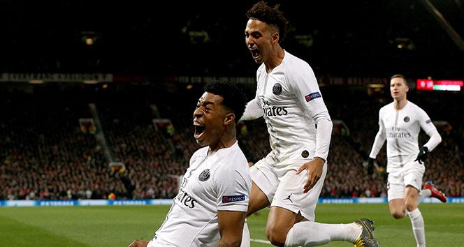 PSG, Manu'yu 2 golle mağlup etti