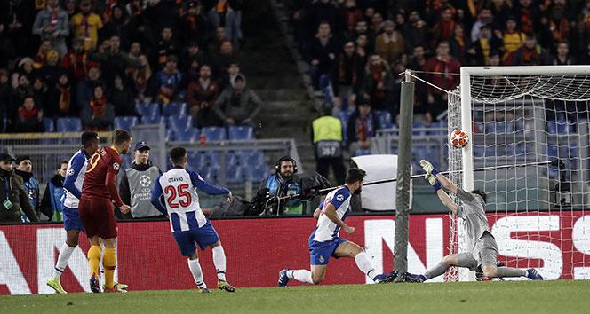 Roma evinde 2 golle kazandı