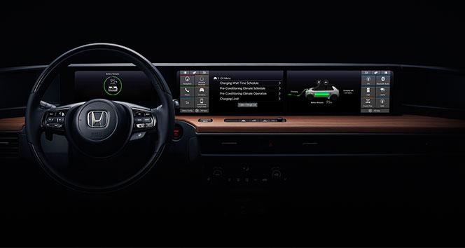 Honda, Urban EV'nin iç mekân tasarımının ilk görüntüsü yayınlandı
