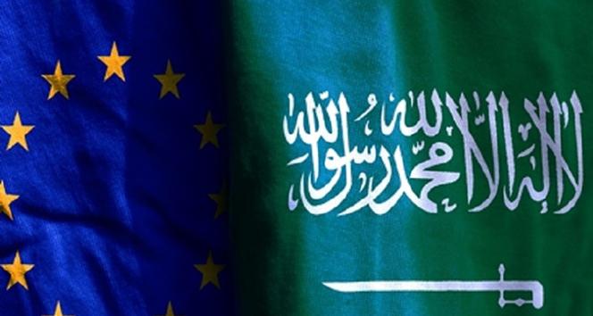 AB, Suudi Arabistan'ı kara listeye aldı