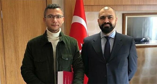 Emniyet Amiri Özgan doktor unvanını aldı