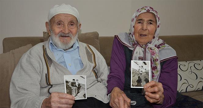 80 yıllık 'aşk'ları engel tanımıyor
