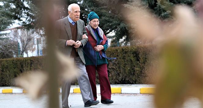 Telgrafla başlayan 58 yıllık 'Huzurlu aşk'