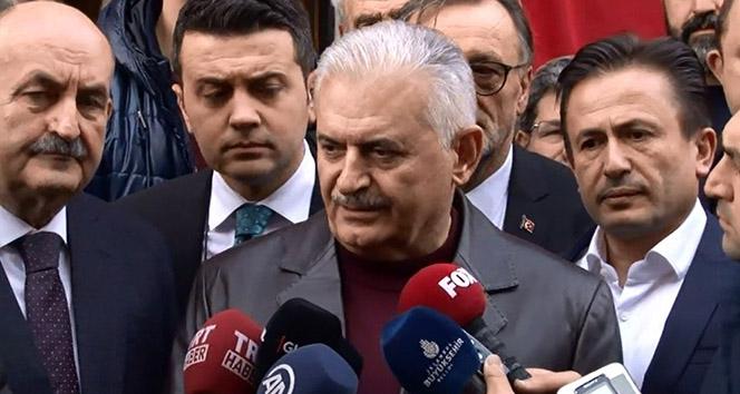 TBMM Başkanı Yıldırım: 'Türkiye 1,5 milyar insanın da güvencesidir'