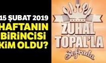 Zuhal Topal'la Sofrada 15 Şubat Birincisi Kim Finali Kazandı