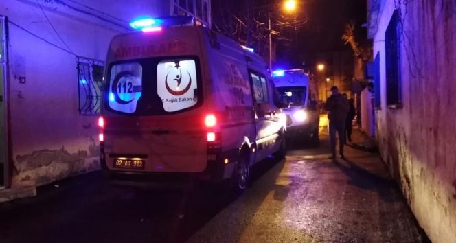 Karbonmonoksit gazından zehirlenen 4 kişi hastaneye kaldırıldı!