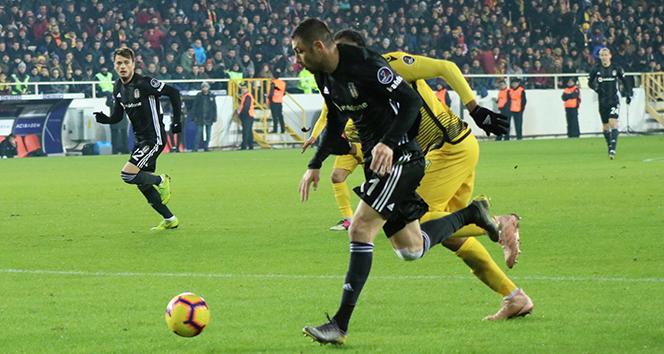 Beşiktaş Malatya'da 3 puanı kaptı!