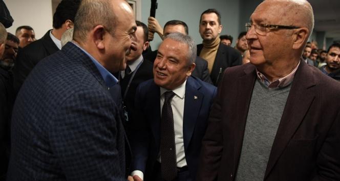 Çavuşoğlu: 'Gerekirse gübre ve ilaçta da tanzime gideceğiz'