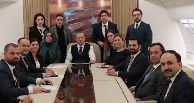 Cumhurbaşkanı Erdoğan: 'Güvenli bölge kontrolümüzde olmalı'