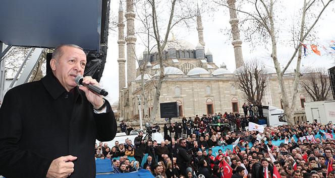 Cumhurbaşkanı Erdoğan: '30 yıllık beklenti sona eriyor' diyerek müjdeyi verdi