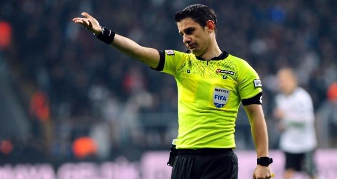 Kasımpaşa-Galatasaray maçının VAR'ı Halil Umut Meler