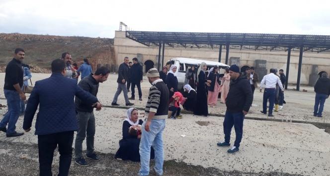 Mardin'de feci kaza! 3 ölü, 16 yaralı