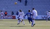 Erzurumspor, Sivasspor karşısında farklı kazandı