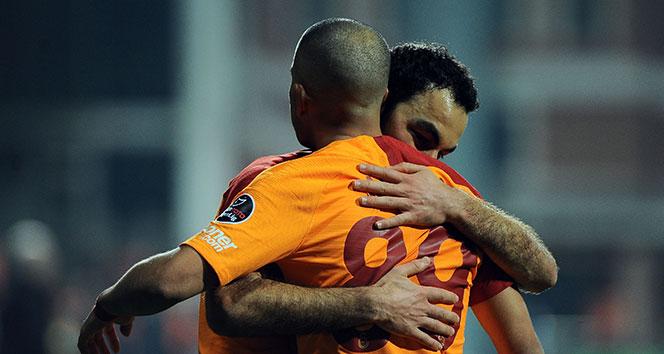 Galatasaray zirve takibini sürdürdü | Kasımpaşa - Galatasaray kaç kaç?