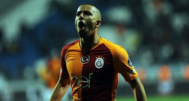 Sofiane Feghouli: 'Benfica burada kazanmayı başardıysa biz de onları orada yenebiliriz'