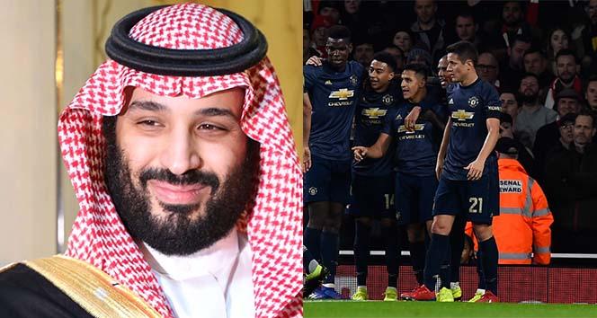 Kral Selman çıldırdı: 'M. United'a 3.8 milyar Pound'