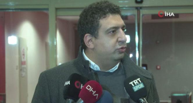 Ali Şafak Öztürk'ten hakeme sert tepki