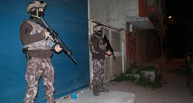 Adana merkezli 11 ilde dev operasyon: 146 gözaltı kararı