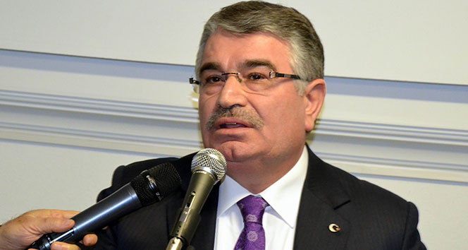 İdris Naim Şahin'in partisi belli oldu