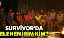 Survivor KİM ELENDİ, KİM GİTTİ? | 19 ŞUBAT Survivor'da ADAYA KİM VEDA ETTİ! |(Survivor'da Elenen İsim Kim?)
