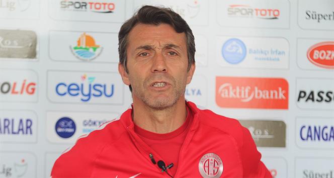 Bülent Korkmaz: 'Sivasspor maçı zor geçecek'