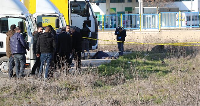 Diyarbakır'da bir kurumun bahçesinde erkek cesedi bulundu