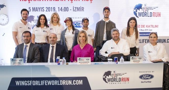 Wings For Life World Run omurilik felcine umut olmaya devam ediyor