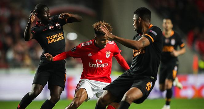 Galatasaray'ın Avrupa macerası sona erdi! Maç sonucu: Benfica 0-0 Galatasaray