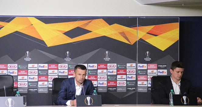 Sergey Semak: 'Oyuncularım çok iyi oynadılar'