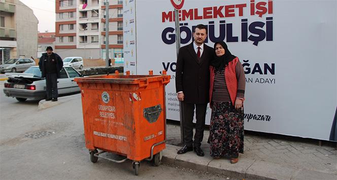 Kılıçdaroğlu'nun fotoğrafını gösterdiği kadından sitem: 'Yazıklar olsun'