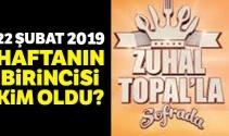 Zuhal Topal'la Sofrada 22 Şubat Birincisi KİM Finali Kazandı!
