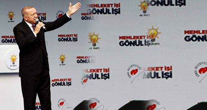 Son dakika! Cumhurbaşkanı Erdoğan'dan Muğla'da önemli mesajlar
