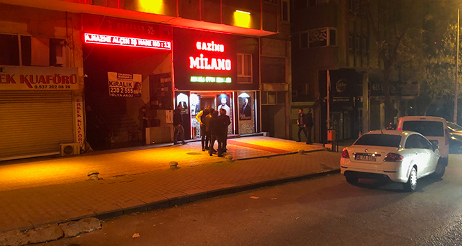 Ankara'da eğlence kanlı bitti: 2 yaralı