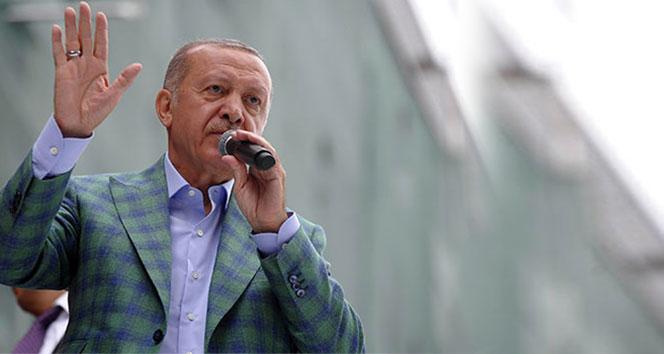 Cumhurbaşkanı Erdoğan: 'Tersane İstanbul' projesi İstanbul'u çok farklı bir konuma taşıyacak